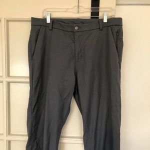Lululemon Commission Pant sz 34